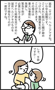 ブログ 陰嚢水腫 手術